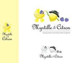 nº 79 pour Create a logo for a dynamic, fun and trendy web portal for parents and baby-sitters par logo24060