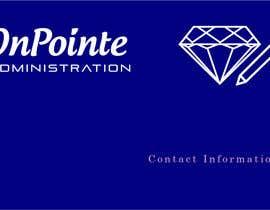 Nro 31 kilpailuun Design a Logo for On Pointe Administration käyttäjältä GillStudios