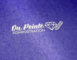 Nro 25 kilpailuun Design a Logo for On Pointe Administration käyttäjältä arnab22922