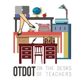 #24 cho Design a Logo for On the Desks of Teachers (OTDOT) bởi dzezva