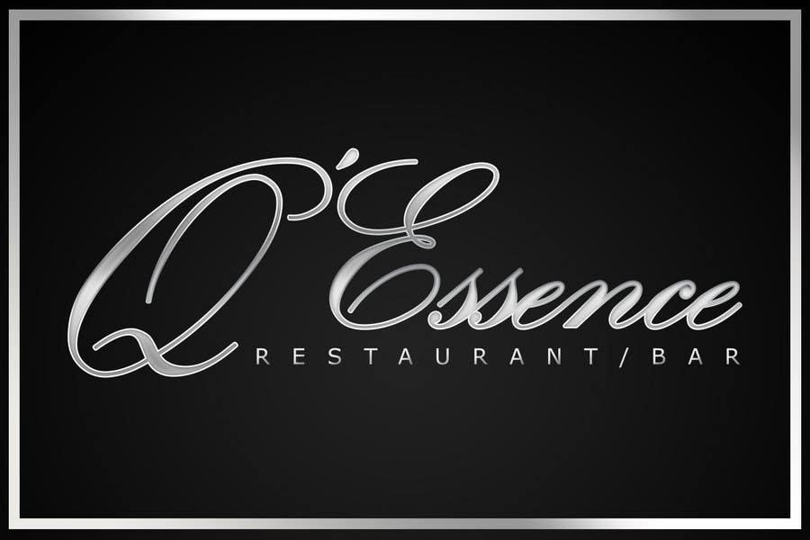 Contest Entry #577 for Logo Design for Q' Essence