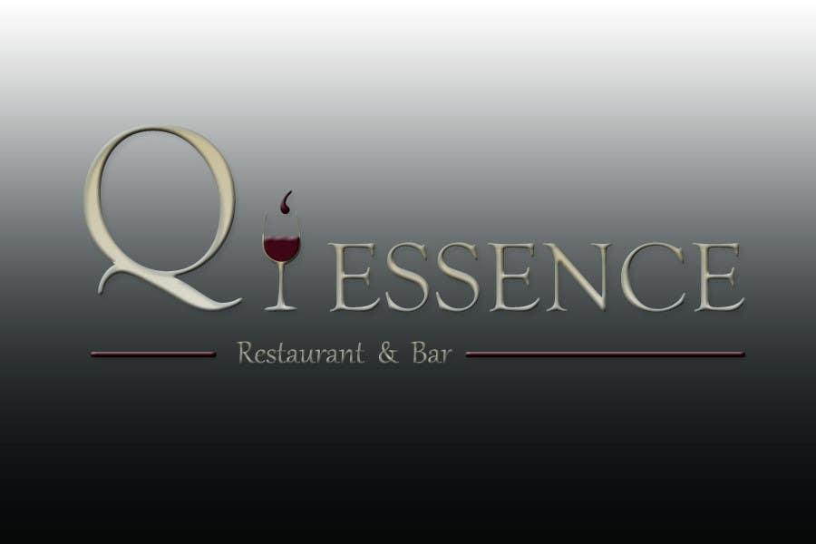 Конкурсная заявка №598 для Logo Design for Q' Essence