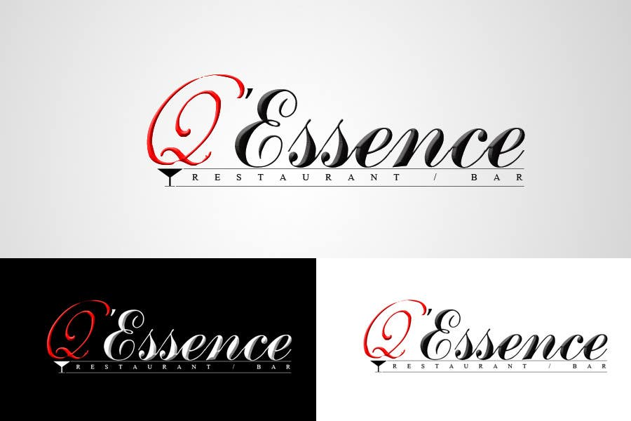 Конкурсная заявка №504 для Logo Design for Q' Essence