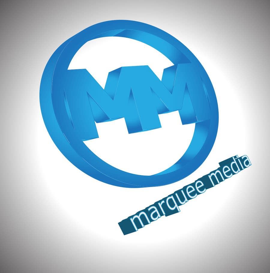 Penyertaan Peraduan #14 untuk Design a 3d Logo