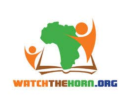 #41 for Create a logo for Watch the Horn af pikoylee