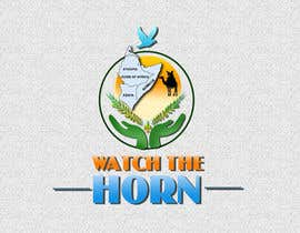 #35 for Create a logo for Watch the Horn af akshaykalangade