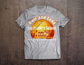 #7 for Design a T-Shirt for Family Reunion af japinligata