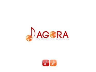 #119 cho Design a Logo for Agora bởi billsbrandstudio