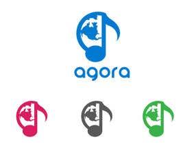 #102 para Design a Logo for Agora por xalimorganx