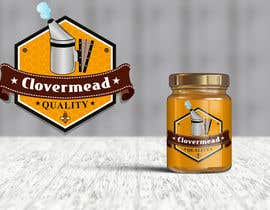 #5 untuk Design a Logo for a new honey product   Apple Wood Smoked Honey oleh TemplateDigitale