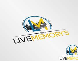 "ralfgwapo tarafından Design a Logo for my business called ""Live Memory's"" için no 45"