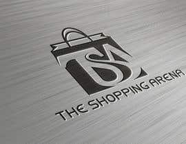 """Nro 96 kilpailuun Design a Logo for """" The Shopping Arena """" käyttäjältä mmpi"""