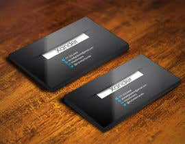 #27 for Business Card design for technology professional af IllusionG