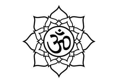 #3 for Illustrate 5 Original Spiritual Images (Line Illustration in Mendhi or Persian Vector Style or Similar) af khadkamahesh07