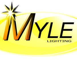 #62 para Design a Logo for Myle Lighting por DaryaDV