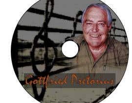 #17 untuk CD Label Design for Musician oleh cacerespedro