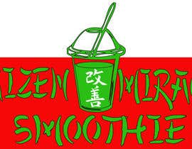 #10 para Design a Logo for Kaizen Miracle Smoothie por kaashif8