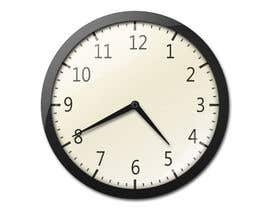 #22 for Design clock interfaces for windows desktop based clock af ignaczildiko