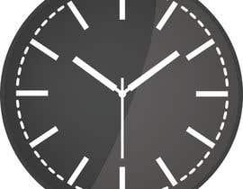 Nro 11 kilpailuun Design clock interfaces for windows desktop based clock käyttäjältä emanuelsousaa