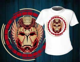 #16 for Design an ironman t shirt (helmet) af mj956