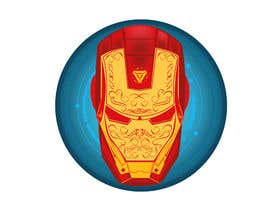 #11 for Design an ironman t shirt (helmet) af heberomay