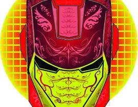 #2 for Design an ironman t shirt (helmet) af jdiasmiranda
