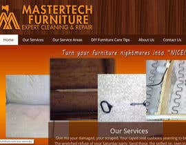 #75 untuk Design a Logo for MasterTech Furniture oleh babaprops