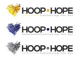 #123 for Design a Logo for Hoop·Hope af Mechaion