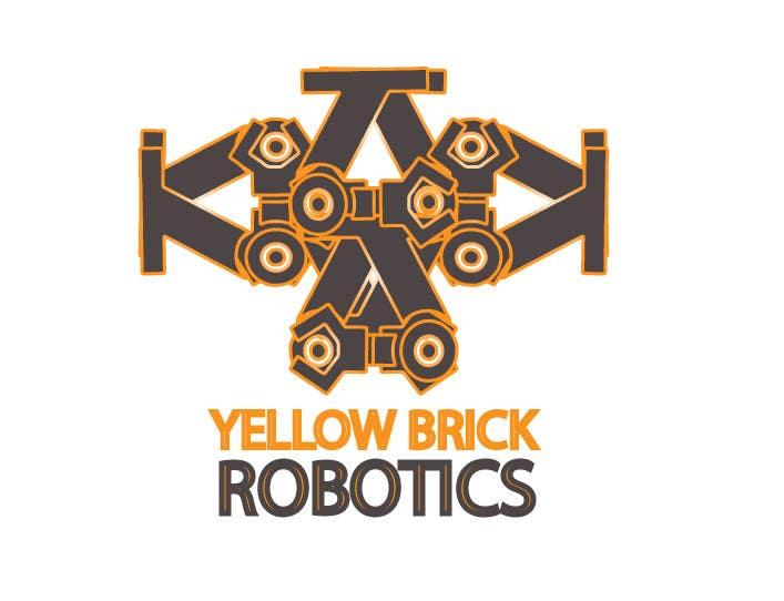 Inscrição nº                                         78                                      do Concurso para                                         Lego Robotics Business Logo Design Competition