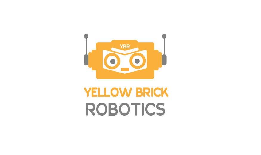 Inscrição nº                                         105                                      do Concurso para                                         Lego Robotics Business Logo Design Competition