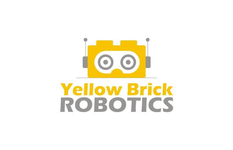 Entry 89 By Era67 For Lego Robotics Business Logo Design