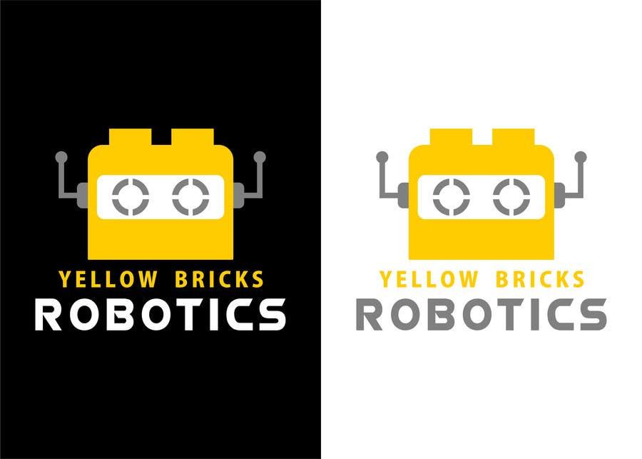 Inscrição nº                                         100                                      do Concurso para                                         Lego Robotics Business Logo Design Competition