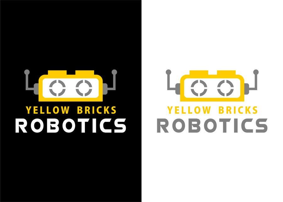Inscrição nº                                         101                                      do Concurso para                                         Lego Robotics Business Logo Design Competition