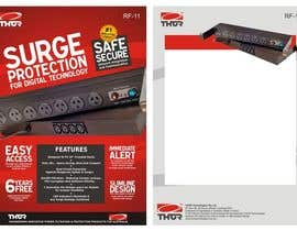 #9 for Flyer Design for surge protector by hmwijaya