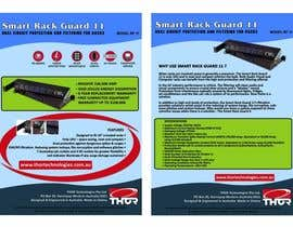 #2 for Flyer Design for surge protector af safimubi