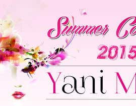 #4 for Design a Banner for Yani Muse by AhmedAmoun