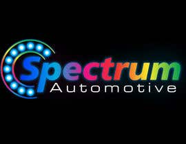 #17 para Design a Logo for Spectrum Automotive por logoflair