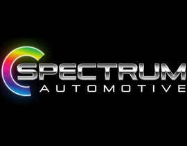 #42 para Design a Logo for Spectrum Automotive por logoflair