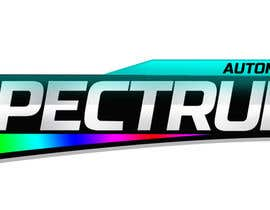 #89 untuk Design a Logo for Spectrum Automotive oleh junaidanwar786