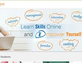 #21 for Design a Banner for  landing page of www.arcanemind.com by Guru2014