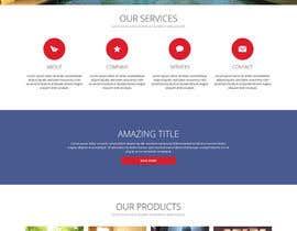 #26 untuk Home Page Design oleh phpdeveloperno1