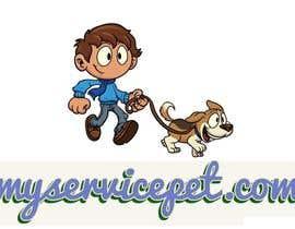 #38 para Design a Logo for myservicepet.com por ailingfoong