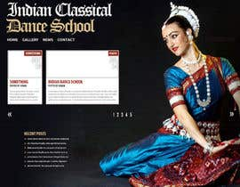 #19 untuk Build a Website for Indian Classical Dance School oleh kunalll