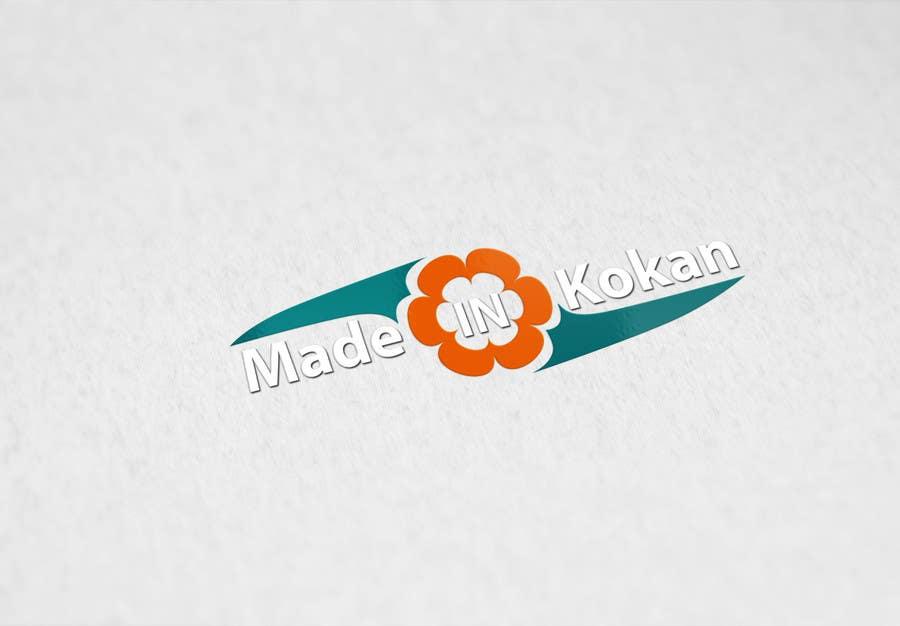 Konkurrenceindlæg #30 for Logo Design for Made In Kokan
