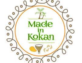 Nro 34 kilpailuun Logo Design for Made In Kokan käyttäjältä shwetharamnath