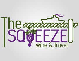 #9 untuk Design a Logo for The Squeeze (wine & travel brand) oleh flowkai
