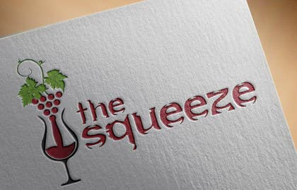 #7 untuk Design a Logo for The Squeeze (wine & travel brand) oleh petariliev