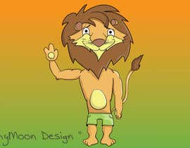 #54 untuk Illustrate Cartoon Lion for New Company oleh crunchymoon