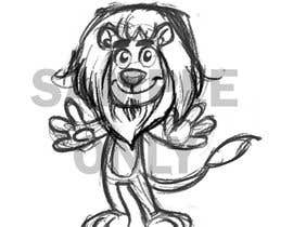 #31 untuk Illustrate Cartoon Lion for New Company oleh bleupencil