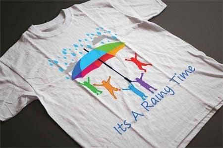 Penyertaan Peraduan #10 untuk Abstract Design for T-Shirt